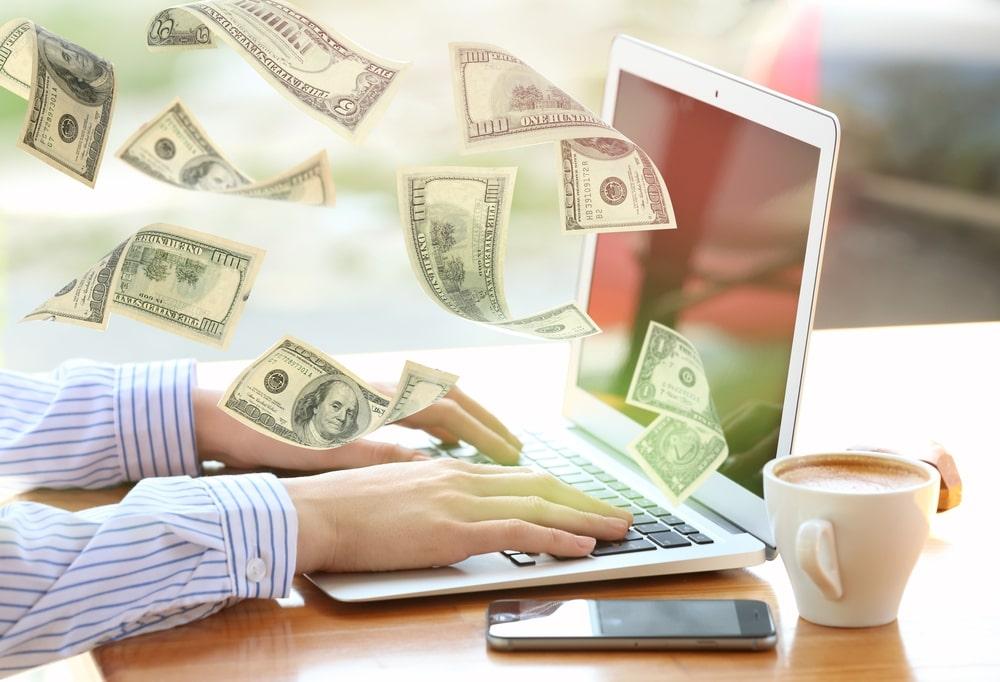 5 راهکار برای کسب درآمد آنلاین
